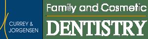 Currey and Jorgensen Dentistry Logo